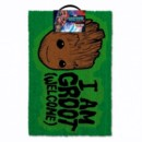 MARVEL I AM GROOT 40 X 60 DOORMAT