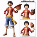 BANPRESTO FIGURE ONE PIECE LUFFY GRANDISTA 28 CM