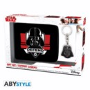 STAR WARS DARTH VADER WALLET + KEYCHAIN PACK