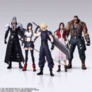 FINAL FANTASY VII REMAKE FIGURINE SET 9 CM (5)