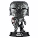POP FIGURE STAR WARS RISE OF SKYWALKER: CHROME KOR CANNON