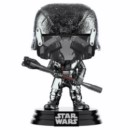POP FIGURE STAR WARS RISE OF SKYWALKER: CHROME KOR CLUB
