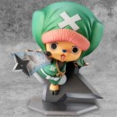 MEGAHOUSE FIGURE ONE PIECE CHOPPER WARRIOR 10 CM