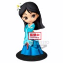QPOSKET FIGURE DISNEY MULAN ROYAL 14 CM
