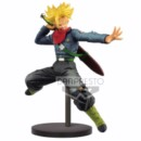 BANPRESTO FIGURE DRAGON BALL SS TRUNKS FUTURE17 CM