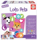 EDUCATIONAL GAME LOTO PETS