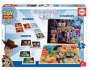 TOY STORY 4IN1 SUPERPACK GAMES