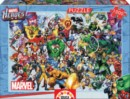 MARVEL HEROES 1000 PCS PUZZLE