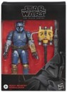 HASBRO BLACK SERIES STAR WARS MANDALORIAN HEAVY 15 CM