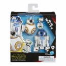HASBRO FIGURE STAR WARS ROBOT PACK 13 CM
