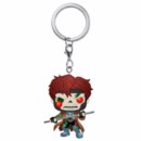POP KEYCHAIN MARVEL ZOMBIES GAMBIT