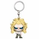 POP KEYCHAIN MY HERO ACADEMIA ALL MIGHT WEAKENED