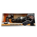 COCHE METAL BATMOVIL DARK KNIGHT 2008 ESCALA 1:24 7 CM