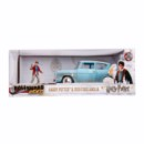 COCHE METAL HARRY POTTER FORD ANGLIA 1:24 7 CM