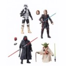 CAJA HASBRO BLACK SERIES STAR WARS ARCHIVO 2 (8)