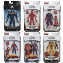 CAJA HASBRO MARVEL LEGENDS VENOM SERIES (8)