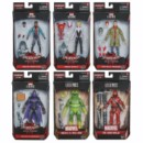CAJA HASBRO FIGURAS MARVEL LEGENDS SPIDERMAN S1 (8)