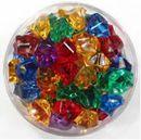 Caja 50 contadores diamantes ambar