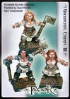 Serie general: dwarf warriors iii